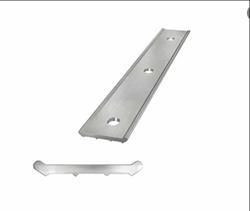 Прижимные алюминиевые рейки 2000х1,8х25мм - фото 10333
