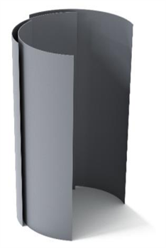 ПВХ-металл PLASTFOIL FERROPLAST 1000*2000мм - фото 10359