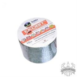Гидроизоляционная лента Тегола Экобит Алюминий (5000х50 мм) - фото 7114