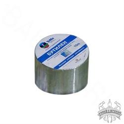 Гидроизоляционная лента Тегола Бутилен Алу Вейв Антрацит (5000х200х0,8 мм) - фото 7118