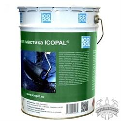 Мастика Icopal гидроизоляционная (20 кг) - фото 7143