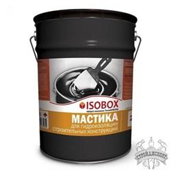 Мастика Isobox гидроизоляционная (22 кг) - фото 7148
