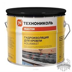 Мастика Технониколь AquaMast для кровли (3 кг) - фото 7152