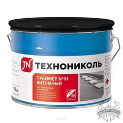 Праймер Технониколь №01 битумный 10 л (8 кг) - фото 7162