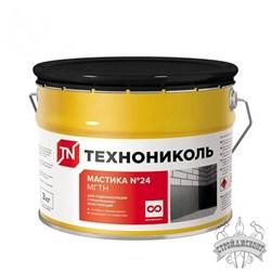 Мастика Технониколь №24 гидроизоляционная МГТН (3 кг) - фото 7169