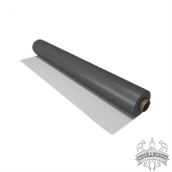 ПВХ мембрана Plastfoil Classic 1,2 серая (25х2,1 м) - фото 7257