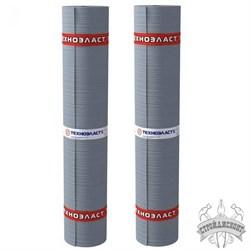 Наплавляемая гидроизоляция Технониколь Техноэласт С ЭКС сланец серый (10х1 м) - фото 7394