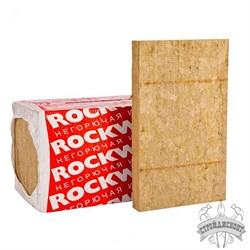 Утеплитель Rockwool Венти Баттс Д Оптима (1000х600х100 мм) - фото 7606