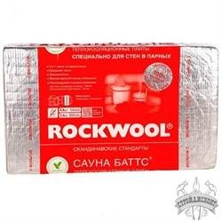 Утеплитель Rockwool Сауна Баттс (1000х600х50 мм) - фото 7607