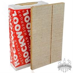 Утеплитель Rockwool Bondrock (1000х600х60 мм) - фото 7636