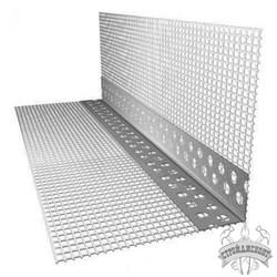 Профиль угловой ПВХ с арм. сеткой (10*15 см) - фото 7642