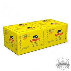 Экструдированный пенополистирол Ursa XPS N-V-L (1180х600х50 мм) - фото 7752