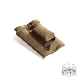 Кровельный вентилятор Metrotile MetroRoman цедар-браун (380х410 мм) - фото 7857