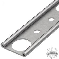 Рейка прижимная Termoclip РС 2 стальная (3000х31х1,5 мм) - фото 7955