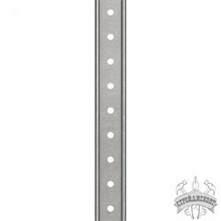Рейка прижимная Termoclip РС 1 стальная (3000х31х1,5 мм) - фото 7956