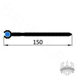 Гидрошпонка ПВХ Icopal ХВС 150/1 (D4) - фото 8172