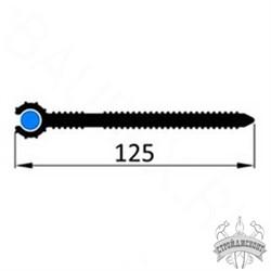 Гидрошпонка ПВХ Icopal ХВС 125/1 - фото 8173