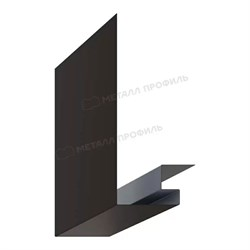 Планка откоса сложная 3D 245х75х3000 NormanMP (ПЭ-01) - фото 8662