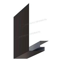 Планка откоса сложная 3D 245х75х2000 NormanMP (ПЭ-01) - фото 8671