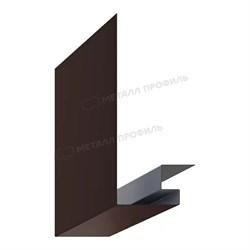Планка откоса сложная 3D 245х75х2000 (PURETAN-20) - фото 8680