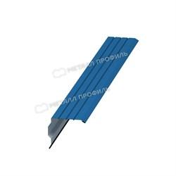 Планка торцевая 90х115х2000 NormanMP (ПЭ-01) - фото 8715