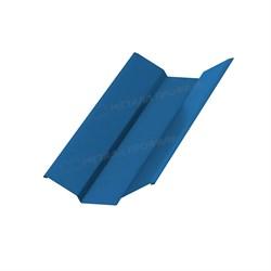 Планка ендовы верхняя 76х76х2000 NormanMP (ПЭ-01) - фото 8729