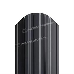 Штакетник металлический МП TRAPEZE-O 16,5х118 (ПЭД-01-7024\7024-0.45) - фото 9105