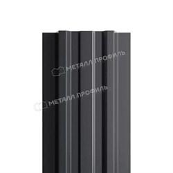 Штакетник металлический МП LАNE-T 16,5х99 (ПЭД-01-7024\7024-0.45) - фото 9113