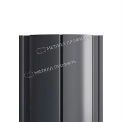 Штакетник металлический МП ELLIPSE-T 19х126 (ПЭД-01-7024\7024-0.45) - фото 9115