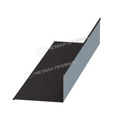 Планка примыкания верхняя 140х90х2000 (ПЭ-01-RR32-0.45) - фото 9119