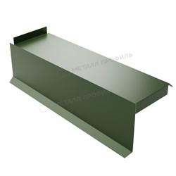 Планка сегментная торцевая левая 350 мм (PURETAN-20-RR11-0.5) - фото 9342