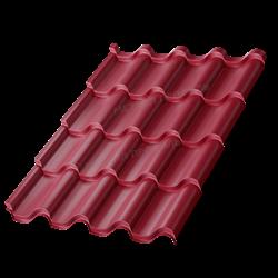 Металлочерепица МП Монтерроса-ML (PURMAN-20-0.5) - фото 9829