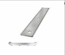 Прижимные алюминиевые рейки 2000х1,8х25мм