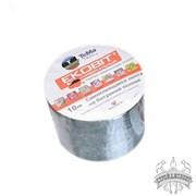 Гидроизоляционная лента Тегола Экобит Алюминий Терракота (10000х50 мм)