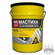 Мастика Технониколь №20 битумно-резиновая (20 кг)