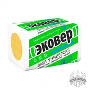 Утеплитель Эковер Лайт Универсал (1000х600х50 мм)