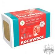 Утеплитель Rockwool Акустик Баттс (1000х600х40 мм)