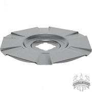 Тарельчатый держатель Termoclip для стального забивного дюбеля (250 шт/упак)