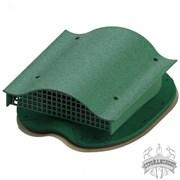 Аэратор кровельный Татполимер TP-88/S Зеленый