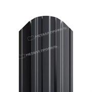 Штакетник металлический МП TRAPEZE-O 16,5х118 (ПЭД-01-7024\7024-0.45)