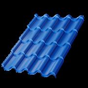Металлочерепица МП Монтерроса-S (PURMAN-20-0.5)