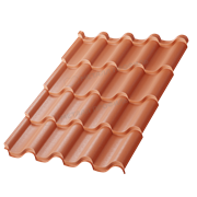 Металлочерепица МП Монтерроса-S (VikingMP E-20-0.5)
