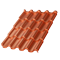 Металлочерепица МП Монтерроса-ML (AGNETA-20-Copper\Copper-0.5) - фото 9844